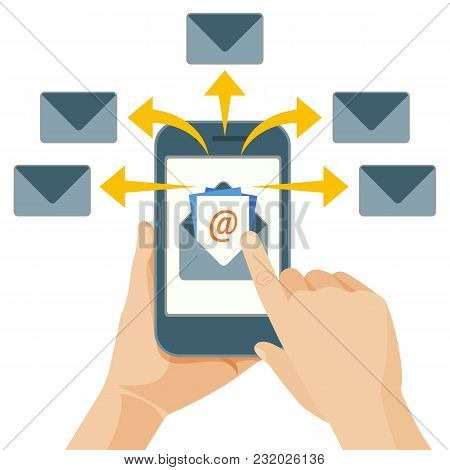 Email Marketing Act Of Sending Commercial Message, Typically To Group Of People, Using Electronic Ma