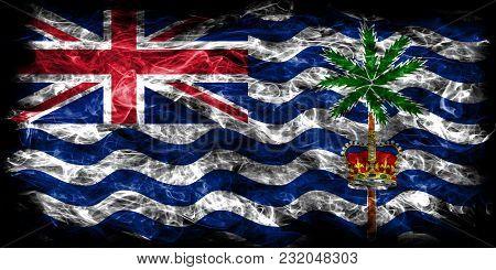 British Indian Ocean Territory Smoke Flag, British Overseas Territories, Britain Dependent Territory