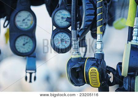 Diving Apparatus