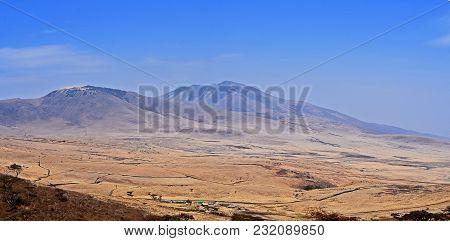 Ngorongoro Conservation Area, Land For Semi-nomadic Maasai Population