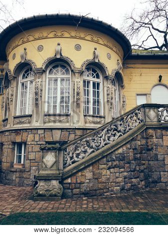 Beautiful Villa at Budapest, Hungary