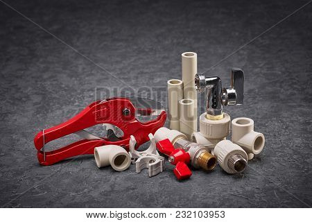 Pipe Cutting Shears, Plumbing Tools, Spare Parts For Water Supply, Autonomous Heating, Accessories F