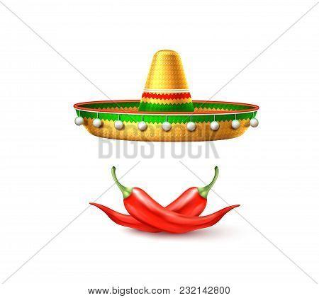 3d Cinco De Mayo Vector & Photo (Free Trial) | Bigstock