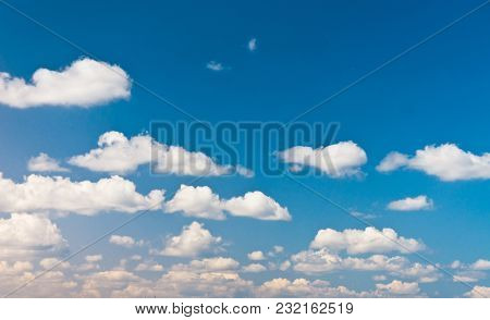 Cloudy Outdoor Spectacular Cloudscape