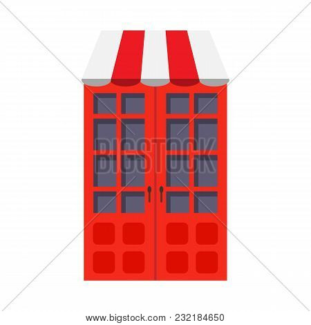 Entrance Door Front Vector Photo Free Trial Bigstock