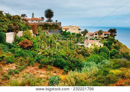 North-west Coast Of Tenerife, Canarian Islands, Spain