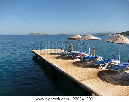Vacation At A Luxury Sea Resort In Turkey