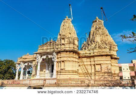 Parmar Kshatriya Jain Temple Of Pavagadh - Gujarat State Of India