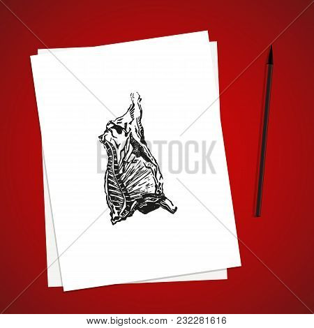 White Paper List On Vector & Photo (Free Trial) | Bigstock