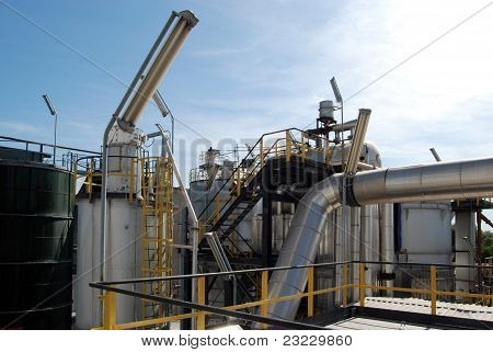 Paper And Pulp Mill - Power Plant