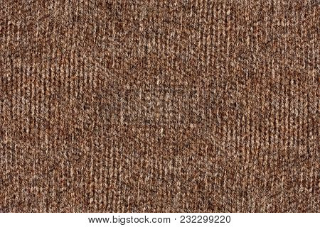 Natural knitted wool background