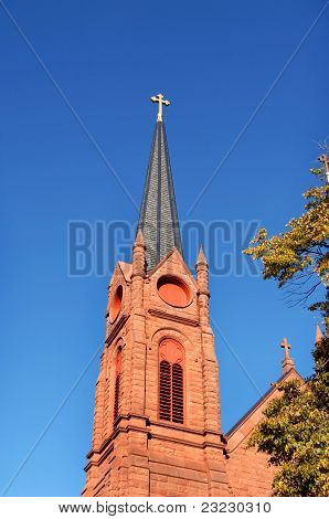 Apostle Church Steeple