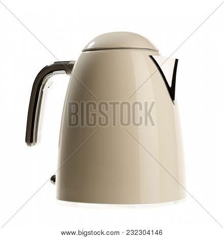 Old Fashioned Electric Kettle