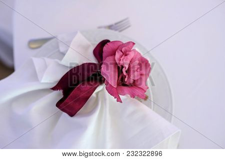 Wedding Table Decoration For Party.