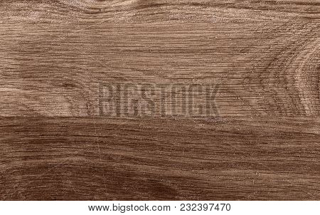 Wooden Board Background For Use In Design