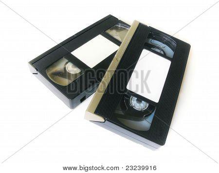 Analog video recording media