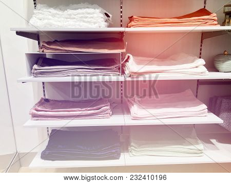 Rishon Le Zion, Israel- December 17, 2017: Pillow Bloomers Are Sold On The Shelves Of The Store. Var