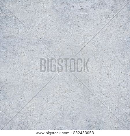 Concrete Texture For Background, Grey And White Colors.