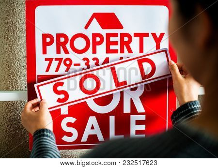 Man sold the house