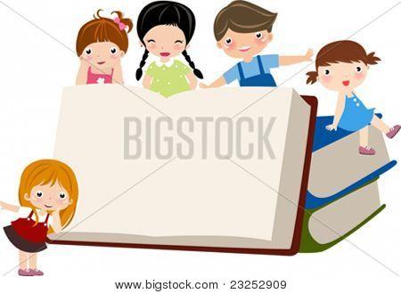 Children and books