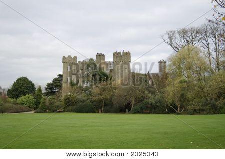 Malahide Castle In Ireland