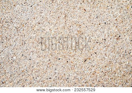Osb Board Made Of Brown Wood. Wooden Background