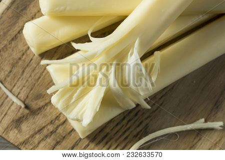 Healthy Organic String Cheese