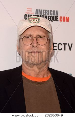 LOS ANGELES - FEB 22:  Chevy Chase at the
