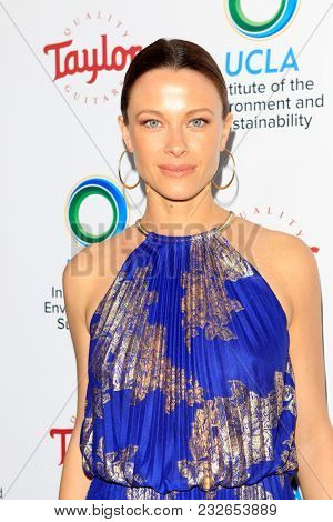 LOS ANGELES - FEB 22:  Scottie Thompson at the UCLA's 2018 Institute Of The Environment And Sustainability (IoES) Gala at the Private Estate on February 22, 2018 in Beverly Hills, CA