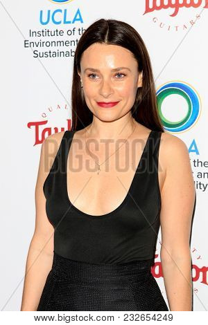 LOS ANGELES - FEB 22:  Marguerite Insolia at the UCLA's 2018 Institute Of The Environment And Sustainability (IoES) Gala at the Private Estate on February 22, 2018 in Beverly Hills, CA