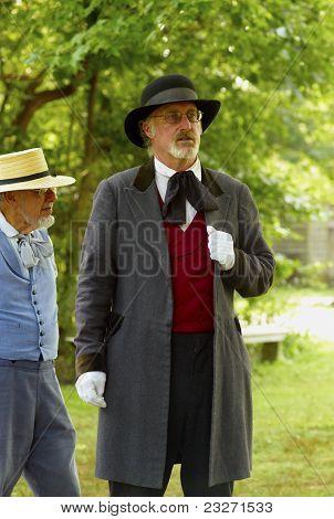 Historical Period Actors