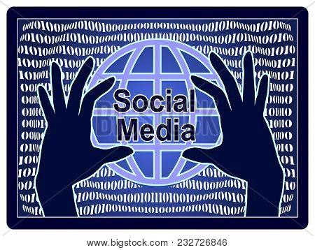 Social Media Data Theft. Privacy Breach Through Internet Piracy