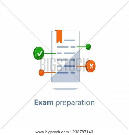 Text Editing, Copywriting Concept, Exam Preparation, Educational Subject, Book Summary, Creative Rea