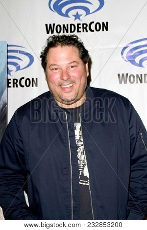 Greg Grunberg attends day one of the 32nd Annual WonderCon Convention in Anaheim, CA on March 23, 2018.