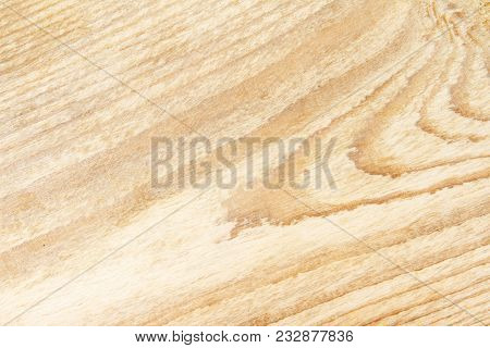Abstract Texture Of Wooden Board Tangential Saw Cut For Background. Material Pine