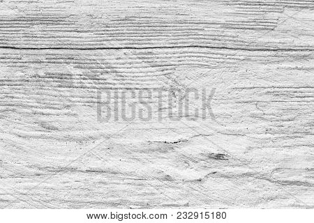 Texture Of Old Gray Boards Of The Substrate In The Internet