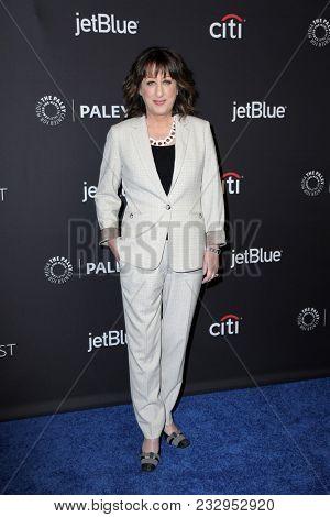 LOS ANGELES - MAR 24:  Beth Hall at the 2018 PaleyFest Los Angeles -