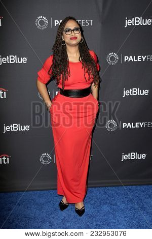 LOS ANGELES - MAR 24:  Ava DuVernay at the 2018 PaleyFest Los Angeles -