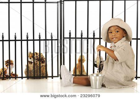 Zookeeper Feeding