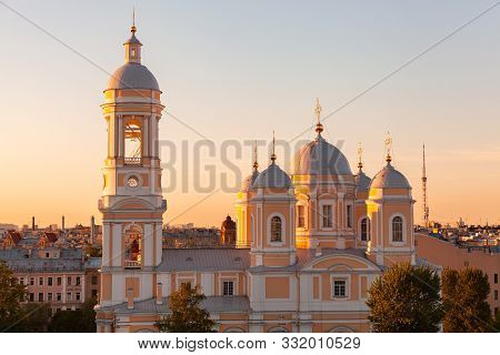 The Prince St. Vladimir Cathedral, Formally The Cathedral Of St. Equal To The Apostles Prince Vladim