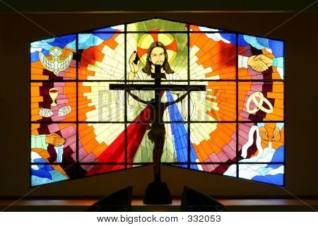Church Stained Class