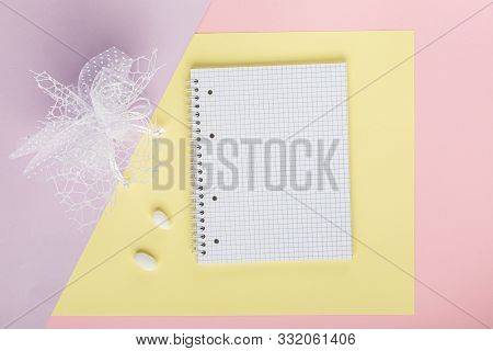 The wedding favor with candies from above poster