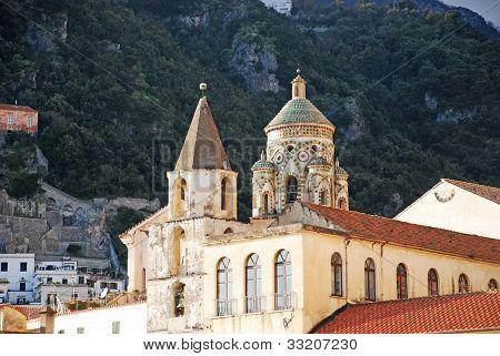 Amalfi and its monuments
