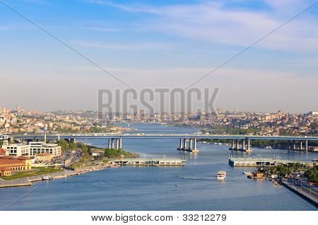 Golden Horn of Istanbul