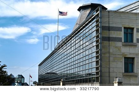 USA Embassy in Ottawa