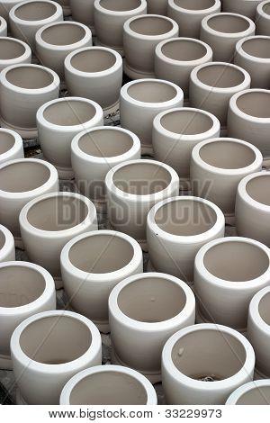 Pottery in Bat Trang, Vietnam