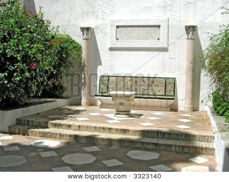 Spanish Patio