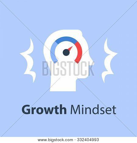 Growth Mindset, Potential Development, Fast Self Improvement, Soft Skills Training, Boost Efficiency