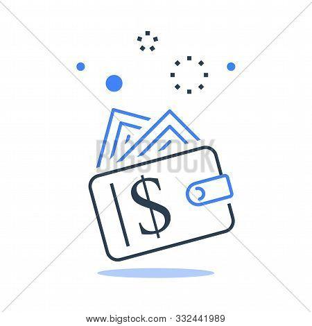 Financial Success, Making Money, Home Budget, Savings Account, Cash Back Program, Fast Loan, More Pe