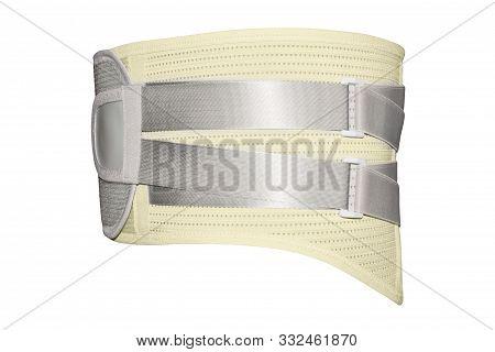 Elastic Medical Waist Corset For Lower Back.corset For Back Support.